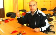 الکتروتکنیک پایه10- کانکتور پیچی